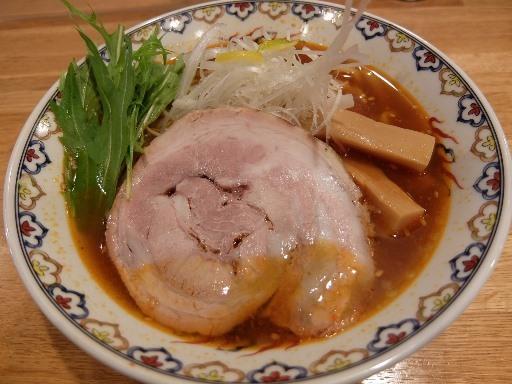 柚子辣醤麺