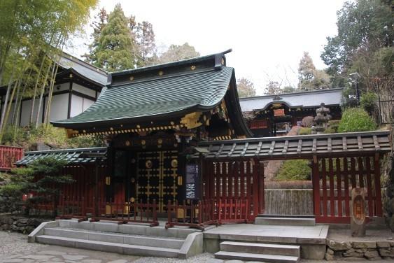 瑞鳳殿と資料館