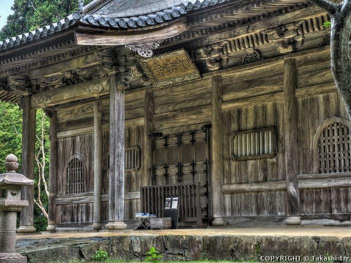 如法寺仏殿