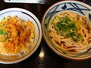 0220丸亀@ぶっかけご飯