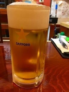 0226加賀山@ビール