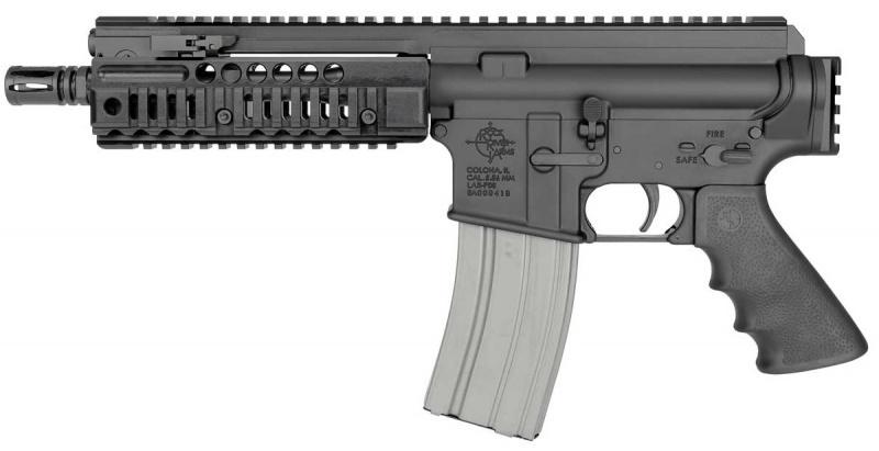 Rock River Arms: LAR-PDS Pistol