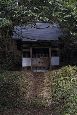 170222丸郷神社の神池⑨