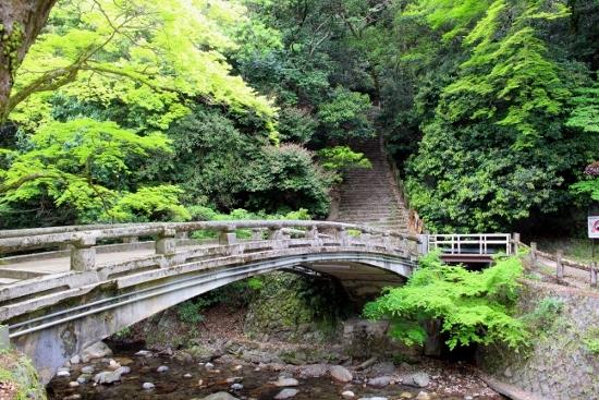 ⑩箕面川の橋 (550x367)