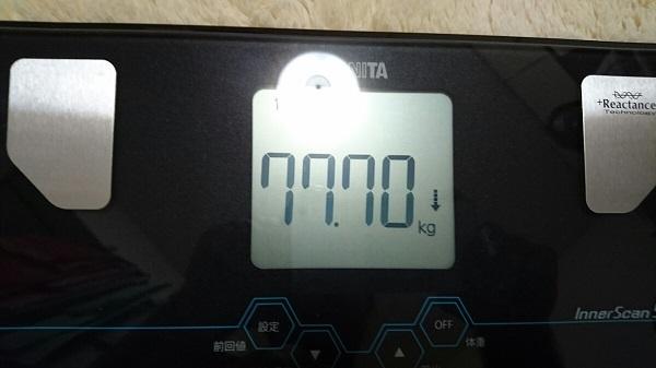 20170222 体重