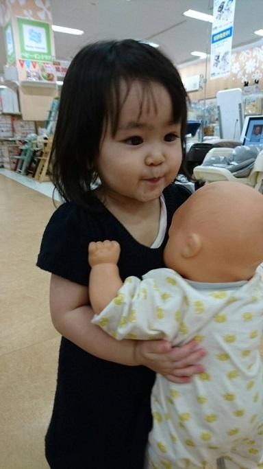 展示品の赤ちゃん5