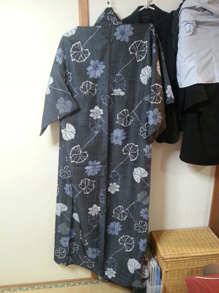M子の着物