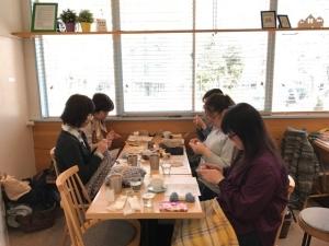 201703 komae ニットカフェ