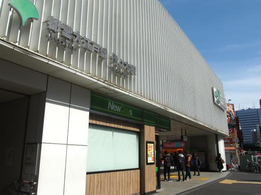 20170304・新宿散歩3-20・再び代々木駅
