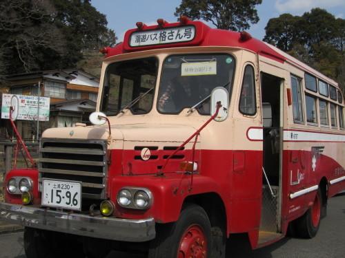 ボンネットバス0001