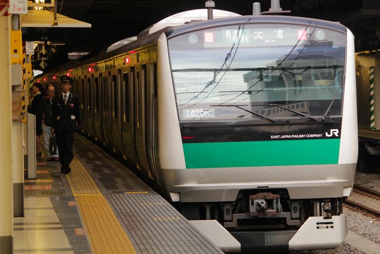 埼京線_新宿