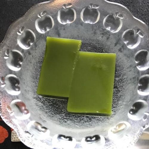 ひき茶羊羹 1