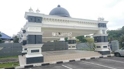 アブバカール回教寺院4