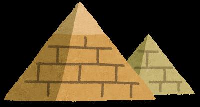 ピラミッド、エジプト