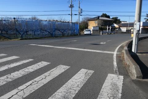 「根当・半の木地区交差点ライン問題」⑤