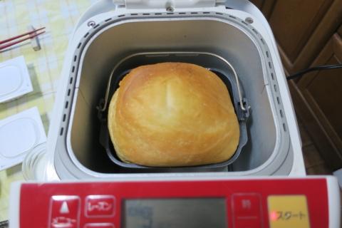 「焼きたてのパンは最高ですね!」①