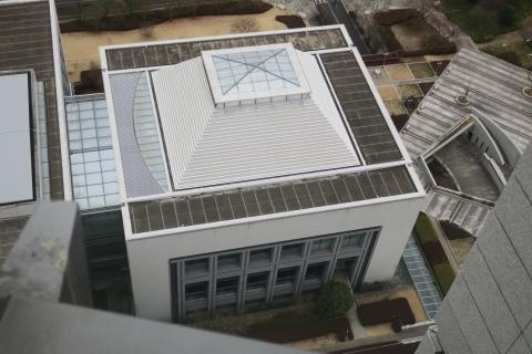 「茨城県庁の最上階に行ってみました!」⑦