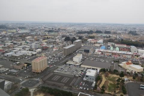 「茨城県庁の最上階に行ってみました!」⑨
