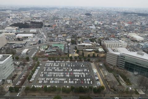 「茨城県庁の最上階に行ってみました!」⑩