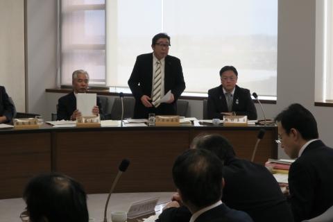 「平成29年3月13日総務部質問」①