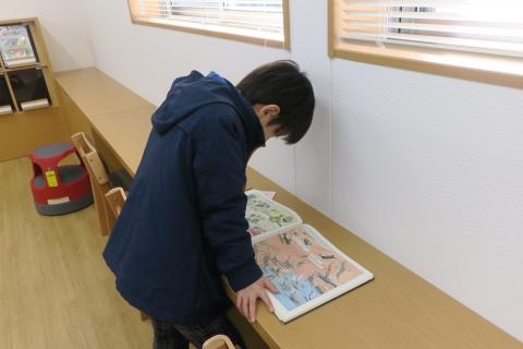 「こども図書館本の森」内覧会②