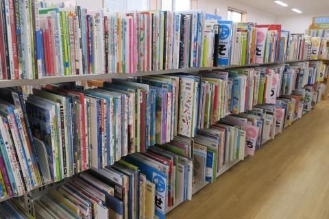 「こども図書館本の森」内覧会④