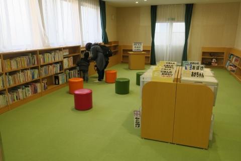 「こども図書館本の森」内覧会⑦