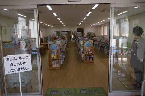 「こども図書館本の森」内覧会⑬