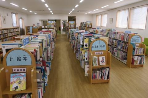 「こども図書館本の森」内覧会⑭