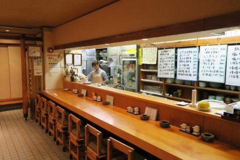 「茶の間」水戸市②