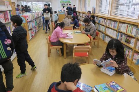 「祝こども図書館本の森」開館記念式典 (3)