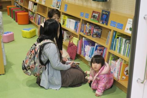 「祝こども図書館本の森」開館記念式典 (4)