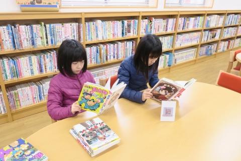 「祝こども図書館本の森」開館記念式典 (6)