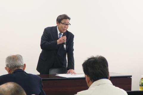 「八郷地区遺族会&交通安全対策協議会」④