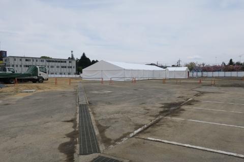 「石岡市新庁舎建設工事安全祈願祭」⑯