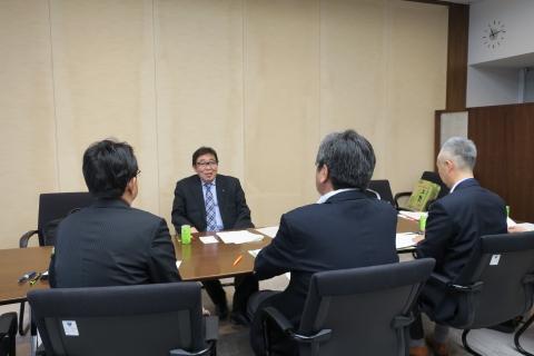 「平成29年5月1日一般質問勉強会」②