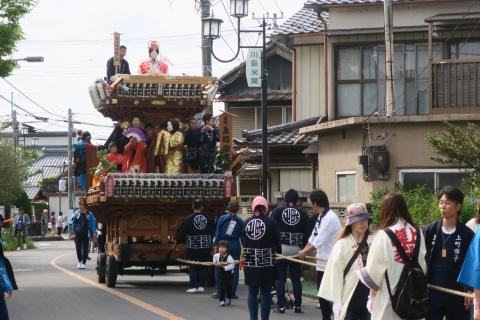 「玉造大宮神社祭礼」⑫