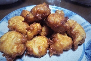鶏唐揚げ1