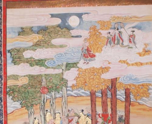 500涅槃図170330 - コピー