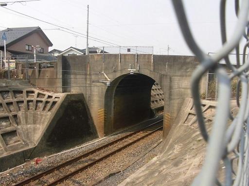 川越線の陸橋