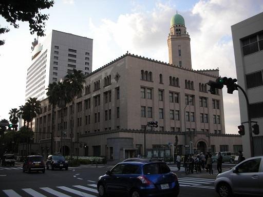 横浜市税関本館