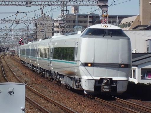 289系キトJ1編成
