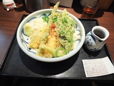 9天ぷらぶっかけ0223