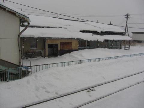 茂尻駅駅舎