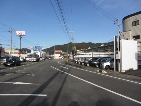 旧東海道 藤枝市八幡