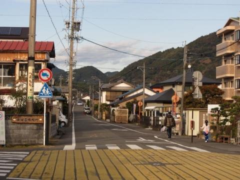 旧東海道 藤枝市横内