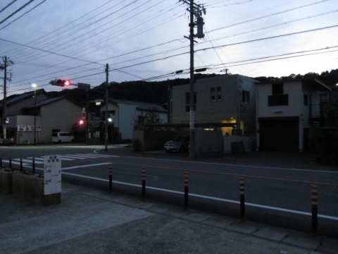 仁藤本陣跡