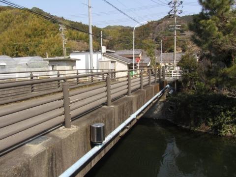 岡部橋と岡部川