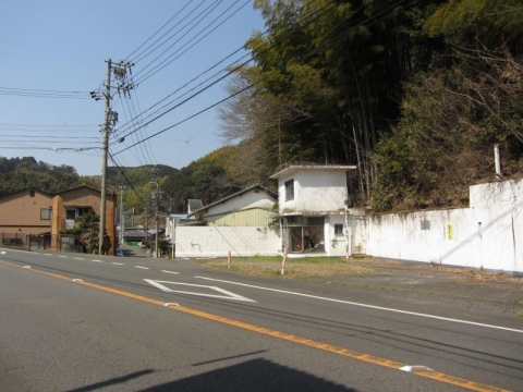 旧東海道 岡部町岡部