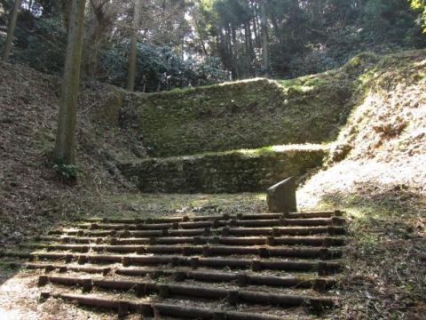 地蔵堂石垣